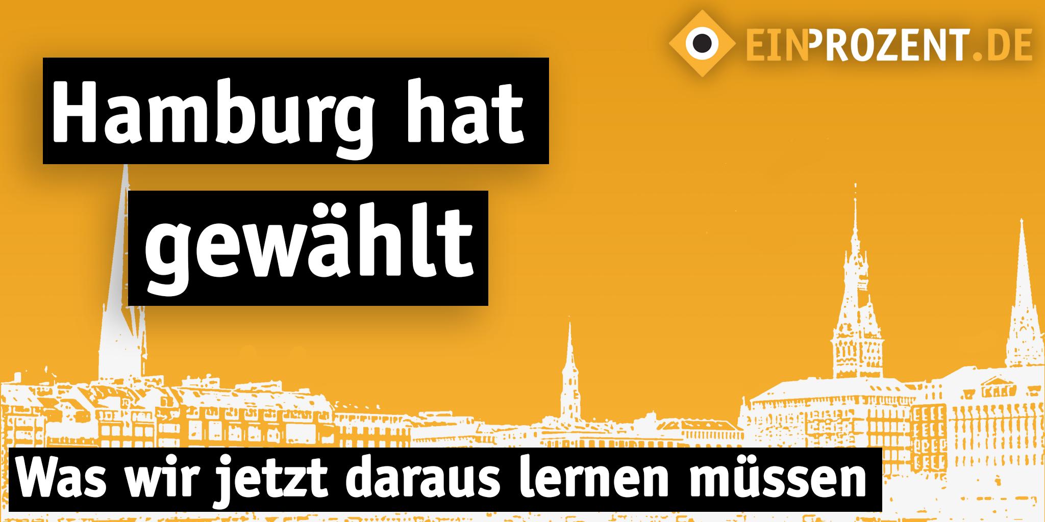 Wahlkrimi in Hamburg: Was das für uns bedeutet