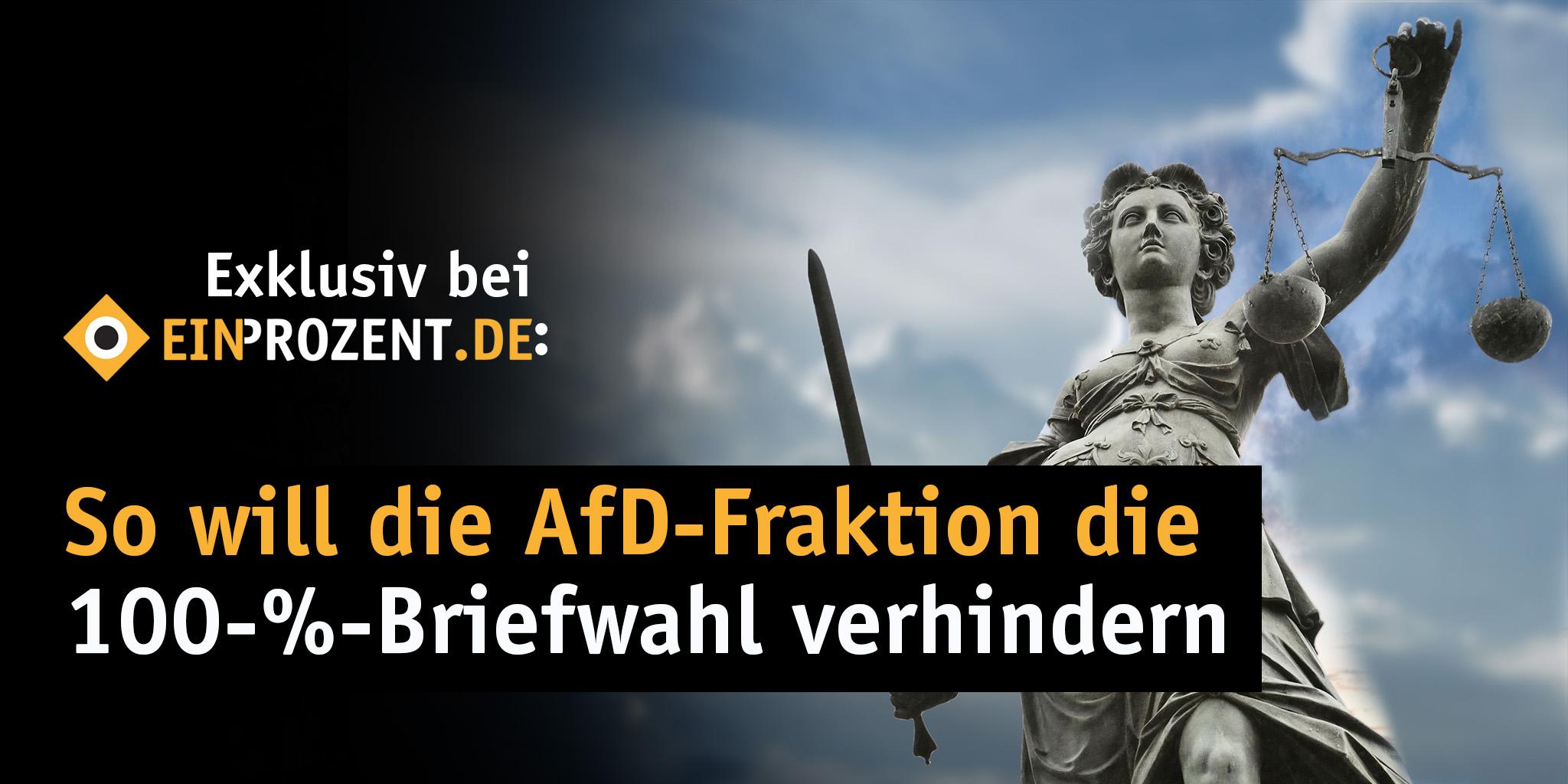Exklusivinterview: AfD-Klage für sichere Wahlen